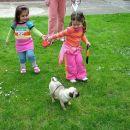 April'07. Mopsy,Tara&Lana