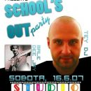 DANCEFLOOR SCHOOL's OUT PARTY