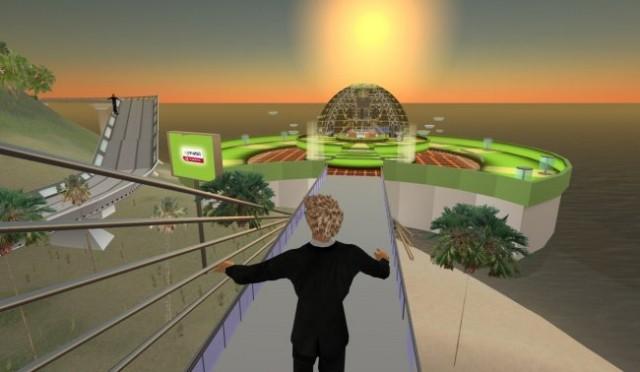 Simobil Second Life - foto