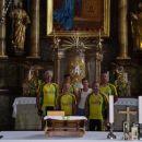 V cerkvi Marije Magdalene na Kapelskem vrhu