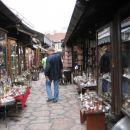 SarajevoBaščaršija bakreni izdelki
