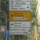 Prometni kažipot v Banja luki