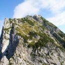 pogled na Krofičko s Kopinškove poti na Ojstrico