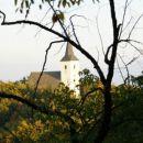 sv. Neža na sosednjem vrhu