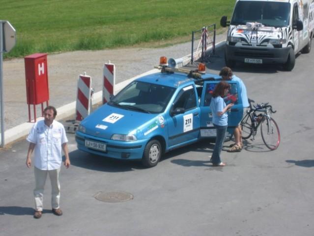 DOS RAS EXTREME 9.-12.5.2007 - foto