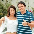 Z bivšo ženo Paulo