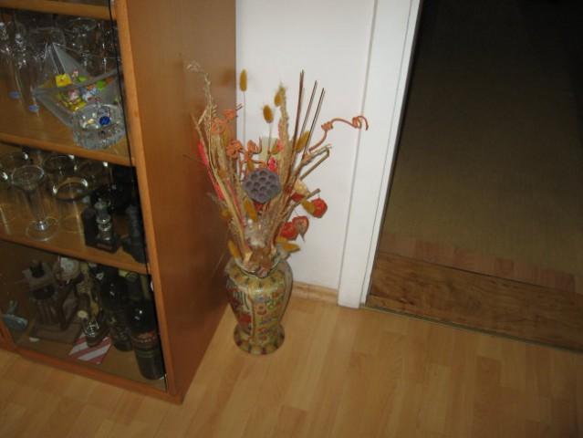 Vaza v dnevni