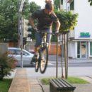 Side jump
