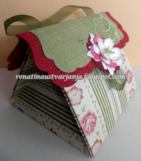 Papirne torbice - foto