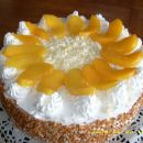 Sadno skutna torta(z breskvami)-Renata69