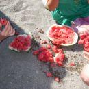 poldi razbije lubenico