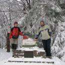 Na Kekesteto z 1014 metri najvisji vrh Madzarske!