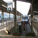 Takole je izgledal vlak pred pol ure, le da je bil cedalje manjsi.