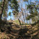 Stopnice prav do vrha 大桁山.