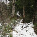 Prvi sneg.