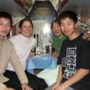 Najboljsa ekipa: poleg mene, Li YanHua, Zhuang HuanTao in Svinjina:)