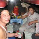 Nazdravje Kitajska, to je bilo veselje.Sem prekmalu pobegnila v temno noc ...