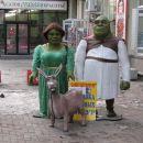 Hja tudi Shreka sem srecala.