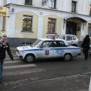 Policaji - saj vecina je modernejsih.