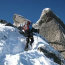 Nekateri deli spominjajo na Stubajske alpe:)