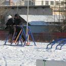 Mraz ne prepreci rekreacije na prostem.