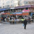 Dobra stara Kitajska-kljub mrazu se vse odvija na ulici.