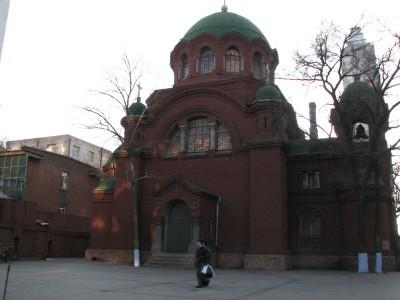 Pa se ena ruska ortodoksna cerkev ...