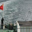 Kitajska pristane na repu ladje.