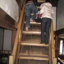 Stme stopnice med nadstropji.