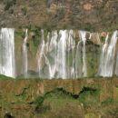 Prvi slap v dolini Devetih zmajevih slapov.