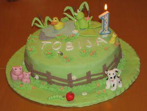 živalska torta